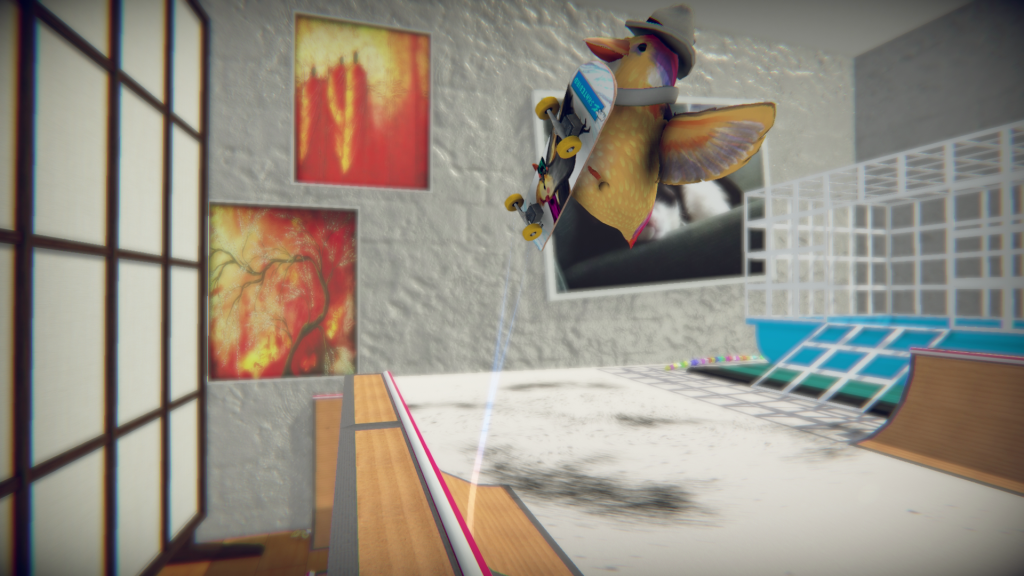 SkateBIRD screenshot 2